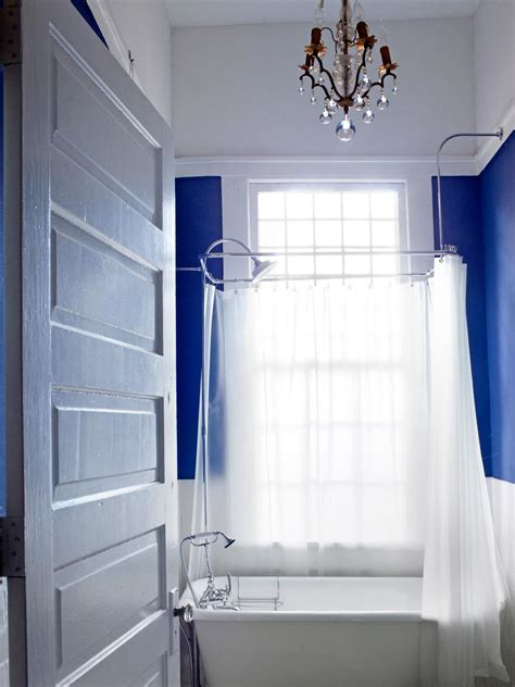Big Ideas For Small Bathrooms by 10 Big Ideas For Small Bathrooms Hgtv