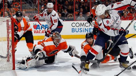 NHL -- 2016 Stanley Cup playoffs: Washington Capitals vs ...
