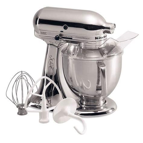 kitchen aid accessories kitchenaid ksm152pscr 10 speed stand mixer w 5 qt