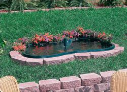 tips on seasonal care for fish ponds and water gardens at