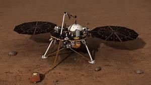 NASA quer enviar novo robô a Marte para estudar como os ...