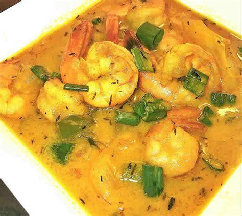 crevettes au curry  lait de coco cookeo recette cookeo