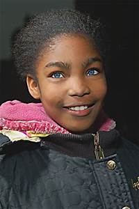 BLACKS WITH BLUE EYES: NATURAL PHENOMENON OR GENETIC ...