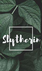 Slytherin wallpaper I made for y'all! Enjoy! ️ | Slytherin ...