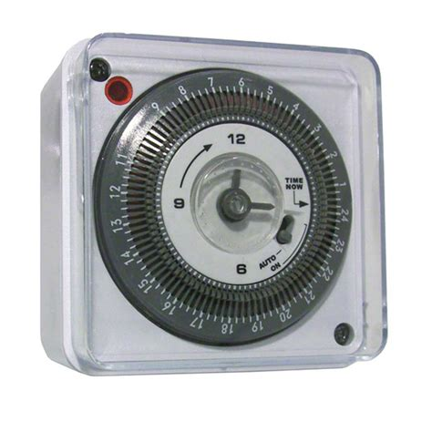 light timers 16a light or mechanical timer switch low energy supermarket ltd