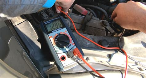 The key is to try it out with different batteries that might be lying around (in your house or lab) to understand different charge positions. How To Test a Car Battery - YouMotorcycle