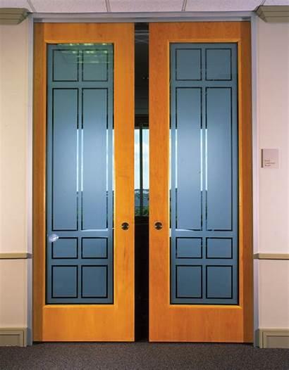 Film Window Privacy Frosted Door Glass Doors