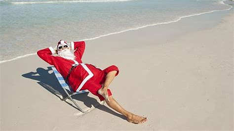 christmas in darwin santa drought faces darwin ahead of nt news