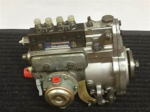Ford 6500  5500 Tractor W  256 Eng Diesel Fuel Injection