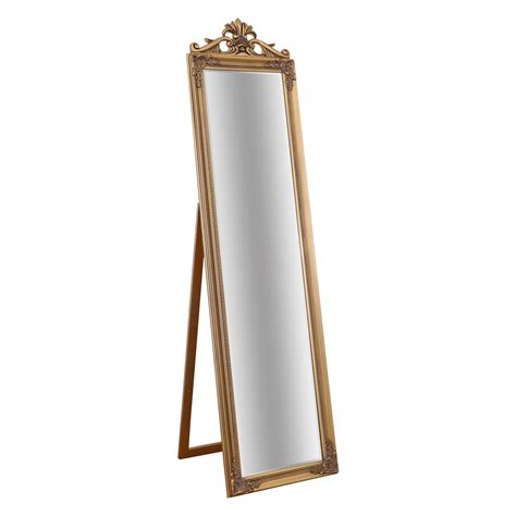 standing mirror lambeth wood cheval mirror select