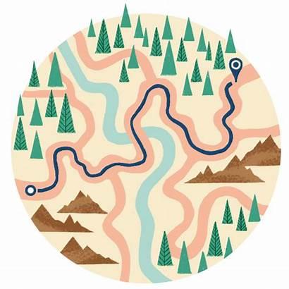 Map Madden Chris Illustration Maps Illustrators Agency