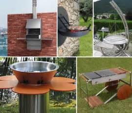design grill barbecue advanced barbeque bonanza 15 great outdoor grill designs urbanist
