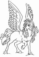 Horse Coloring Pages Flying Horseland Ranch Drawing Le Elfkena Horses Colouring Sheets Drawings Printable Getdrawings Deviantart sketch template