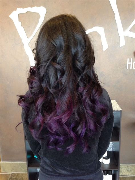 1102 Best Images About Hair On Pinterest Ombre Dip Dye