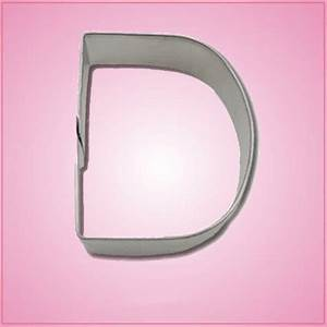 letter d cookie cutter cheap cookie cutters With fancy letter cookie cutters