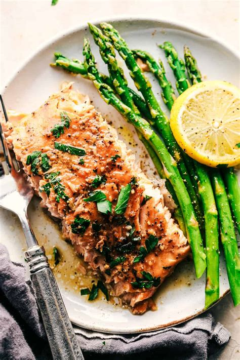 salmon garlic sugar meals brown ever baked glazed recipe recipes healthy easy butter honey most delicious food minute simple therecipecritic