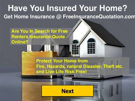 house insurance quotes free renters insurance quotes
