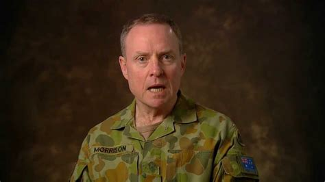 chief  army lieutenant general david morrison message