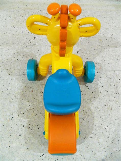 Save On Toys!: Little Tikes Go & Grow Lil' Rollin' Giraffe