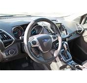 2013 Ford Escape Titanium Interior Dashboard Picture