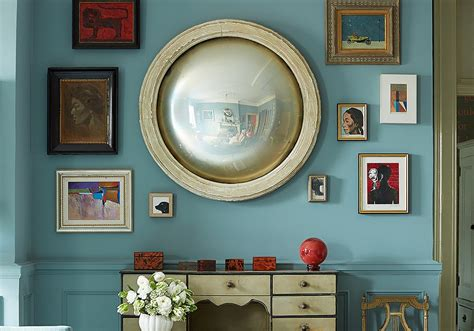 Ideas Around A Mirror by How To Decorate With A Mirror