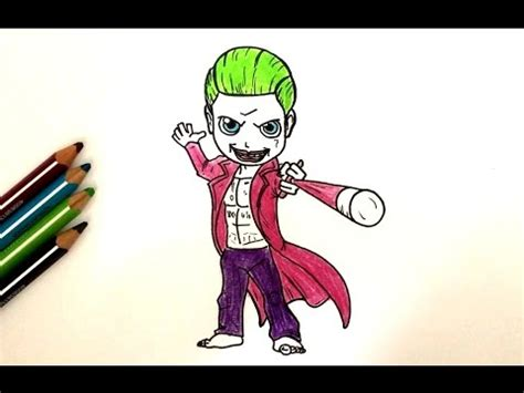 Pictures Of Harley Quinn From Suicide Squad Comment Dessiner Le Joker Chibi Suicide Squad Youtube
