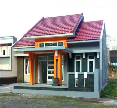 desain model atap rumah minimalis sederhana  mewah