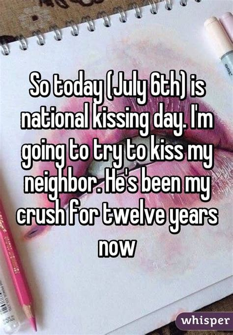happy national kissing day  pictures