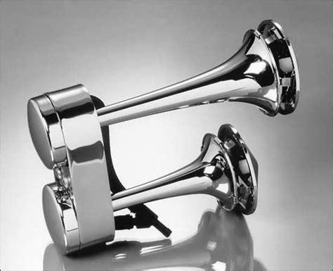 Rivco Chrome Air Horn All Honda Gl1500, Gl1200, Gl1100