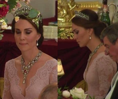 State Banquet King Felipe Queen Letizia Visit