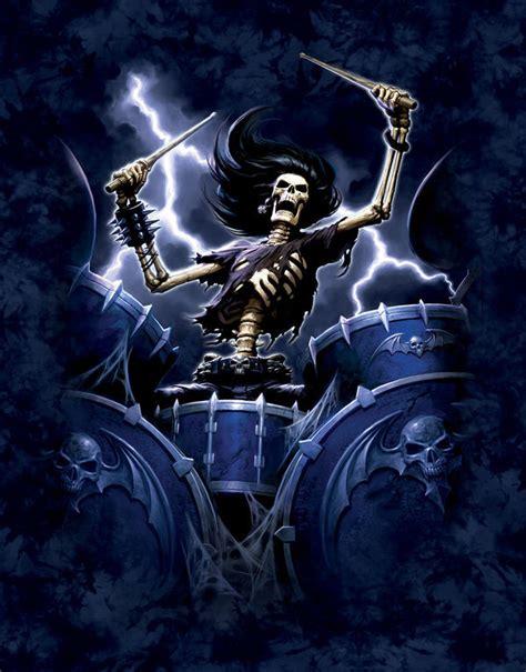 death drummer  james ryman decalgirl