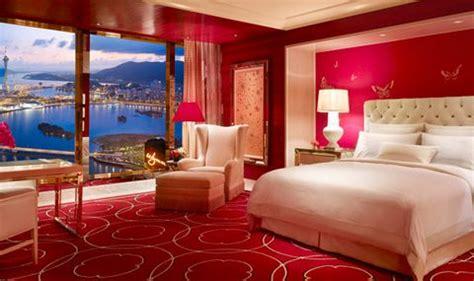 chambre d hotel las vegas magazine du tourisme hôtels l hôtel encore at macau
