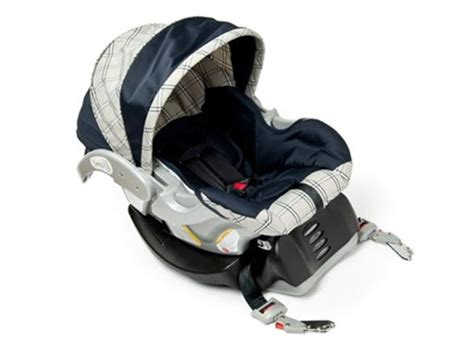 Baby Trend Flexloc Infant Car Seat And Base  Kids & Toys