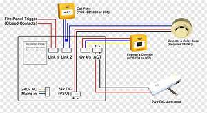 Smoke Detector Wiring Diagram Electrical Wires  U0026 Cable