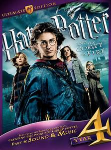 Harry Potter and the Goblet of Fire DVD Release Date March ...