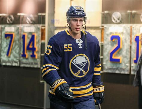 """Jt compher is a really solid prospect too, i was hoping the sabres would be able to hold on i am so glad those teams took jones and nurse over ristolainen. Rasmus Ristolainen tylytti TPS:ää - """"Surullista ..."""
