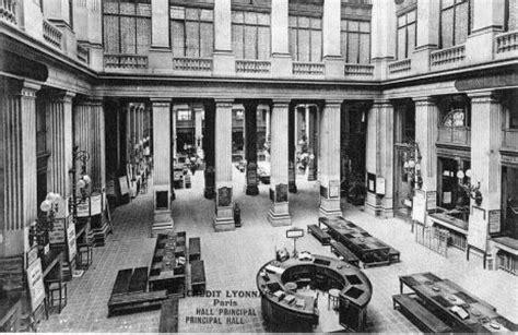siege social credit lyonnais le siège du crédit lyonnais en 1900