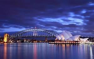 Sydney Harbour Bridge [4] wallpaper - World wallpapers ...