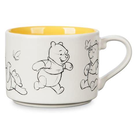 Disney's magic kingdom navy blue mug disney's magic kingdom 45th $24$36. Winnie the Pooh Animation Sketch Mug | shopDisney | Animation sketches, Winnie the pooh mug ...