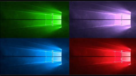 Windows 10 Wallpaper Colors Full Hd 1920x1080 Download In