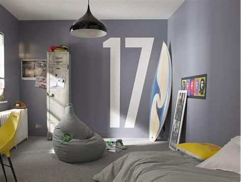 couleur peinture chambre ado déco chambre garcon de 9 ans