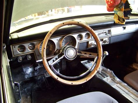 Boat Steering Wheel Not Centered by Early Valiant Barracuda Club Custom Steering Wheel