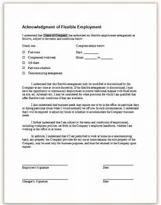 telecommuting agreement template 28 images With telework agreement template