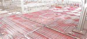 in floor heating affordable how we install radiant infloor heat with in floor heating