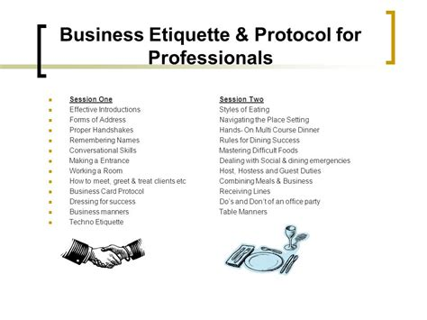 Hotel & Restaurant Training Services Etiquette For Business Card Size Magnifier Avery Template Number Envelopes Australia Letterhead Templates Doc Layout Photoshop Cards Google Docs A6 Education Free Download