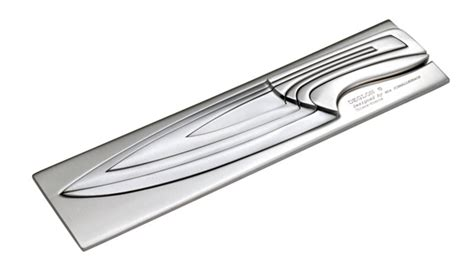 Steel Nested Kitchen Knife Set  Meeting Interiorholiccom