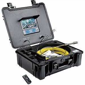 Camera D Inspection De Canalisation : cam ras d 39 inspection de canalisations ~ Melissatoandfro.com Idées de Décoration