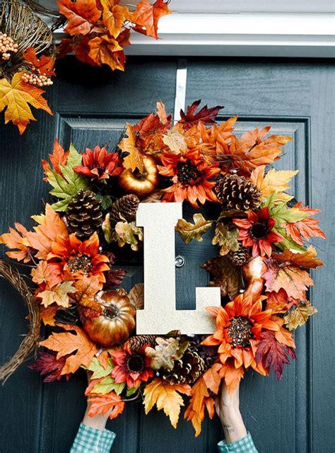 Best Ideas To Create Fall Wreaths Diy: Top 30 Handy ...