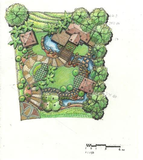 garden design drawings beloose member spotlight abdul hakim kussim part 1 beloose graphic workshop