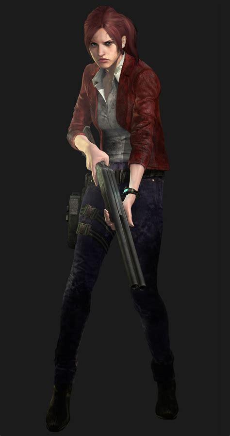 Claire Redfield  Resident Evil Wiki  Fandom Powered By Wikia